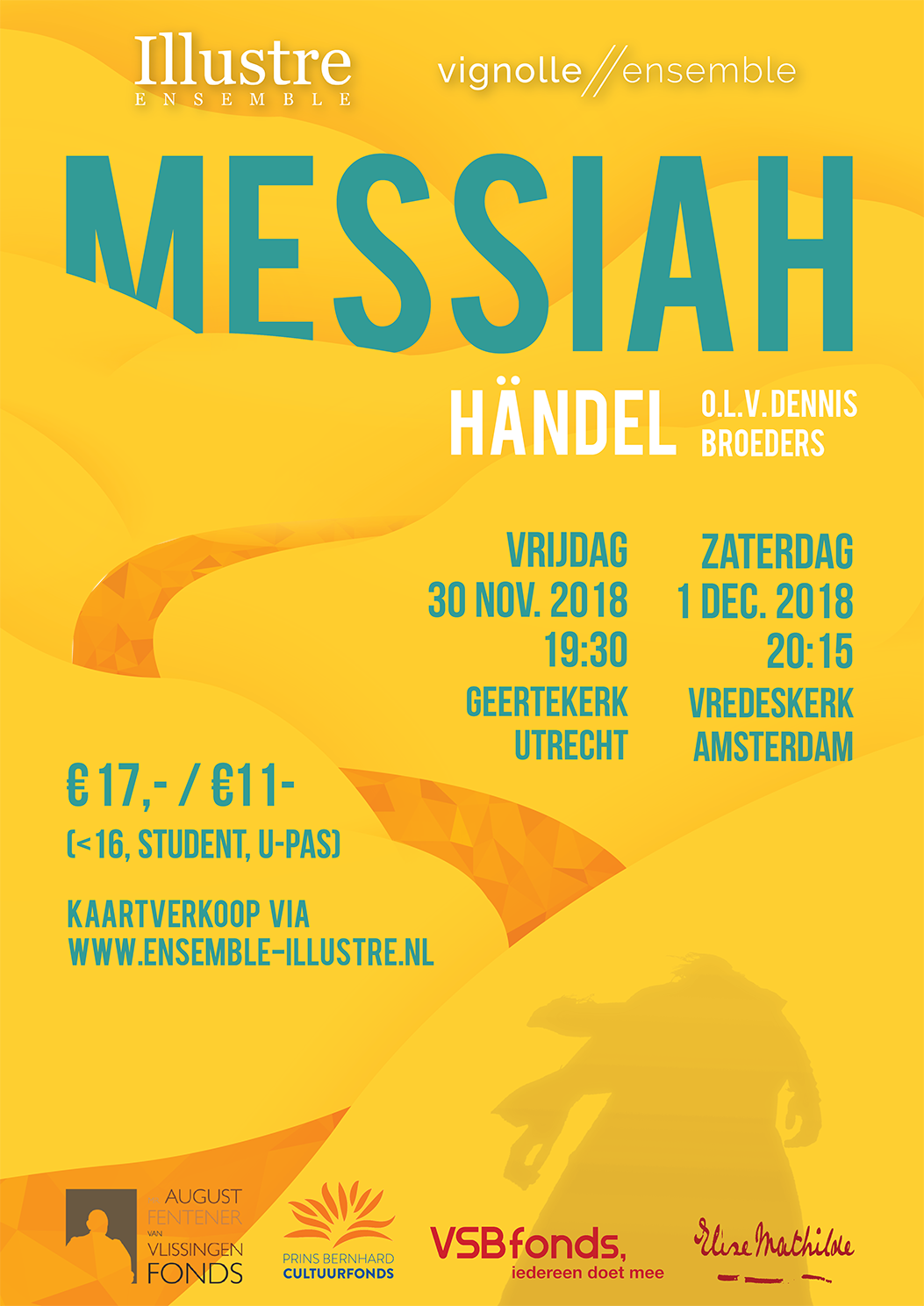 Messiah poster klein